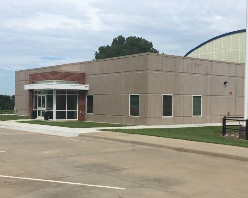 Fort Scott Middle School - FEMA Approved Storm Shelter